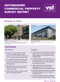 Oxfordshire Commercial Property Review 2006