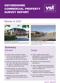 Oxfordshire Commercial Property Review 2007