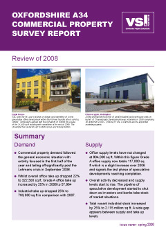 Oxfordshire Commercial Property Review 2008