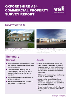 Oxfordshire Commercial Property Review 2010
