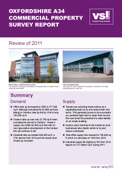 Oxfordshire Commercial Property Review 2011