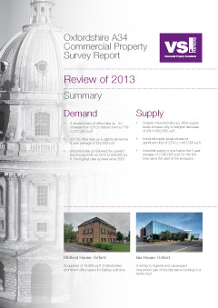 Oxfordshire Commercial Property Review 2013