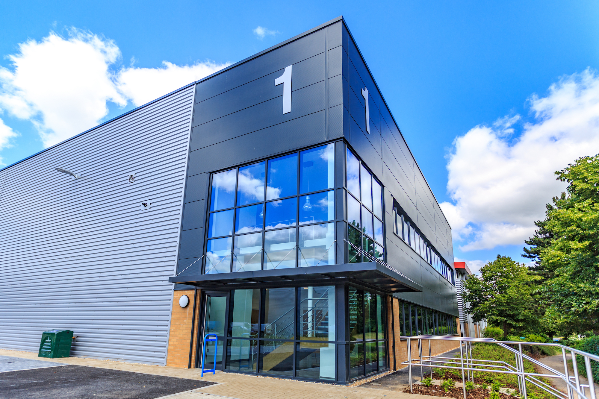 OpTek Systems Expands into Brand New Headquarters Space at Abingdon Business Park